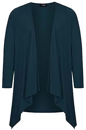 Online for plus clothing size cardigan yellow bright women klein eileen