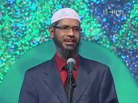 Hindu Sister Accepted Islam - Dr Zakir Naik Dubai 2009