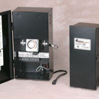 Low Voltage Landscape Lighting Transformers, Class 2 Transformers ...