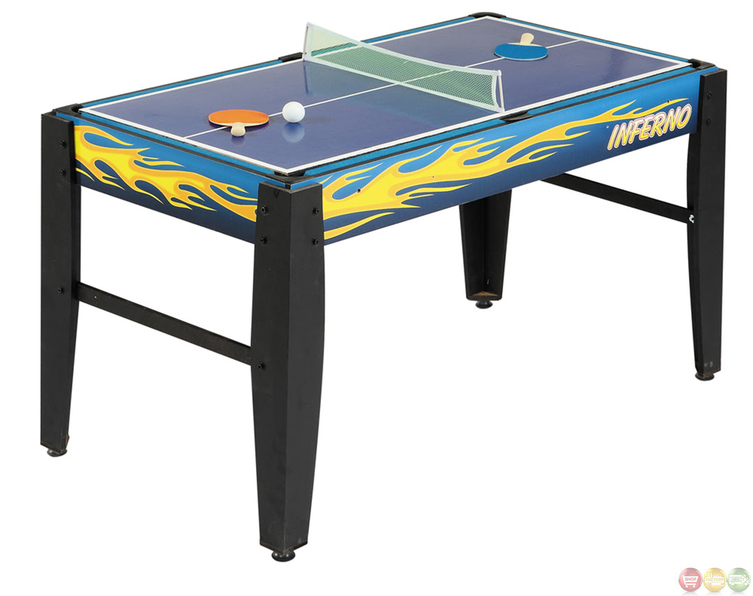 Pockey 3 In 1 Pool Air Hockey Amp Ping Pong Table By