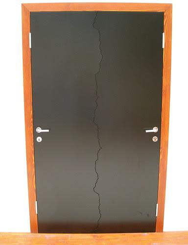 Tricky door