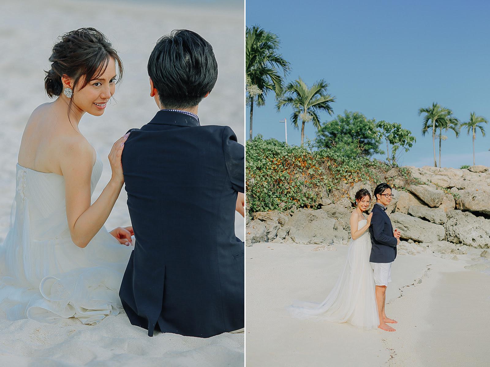 Shangri-la Cebu Beach Wedding