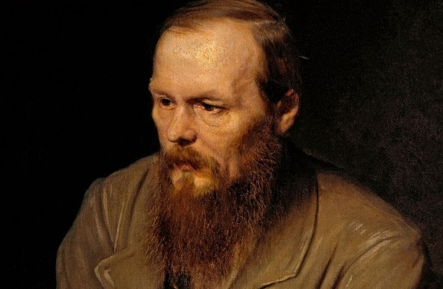 30 Frases célebres de Fiódor Dostoyevski