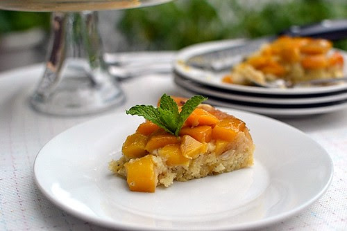Mango Upside Down Cake6