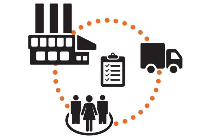 Reducing road risk at work through procurement