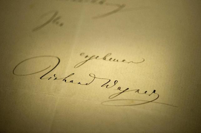 firma de Wagner