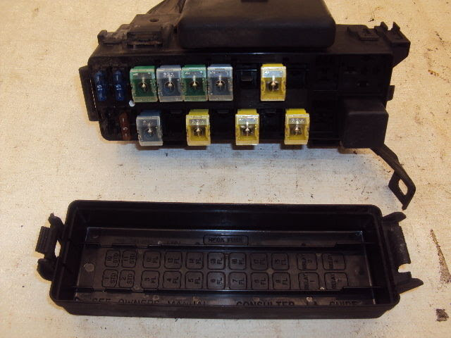96 Thunderbird Fuse Box