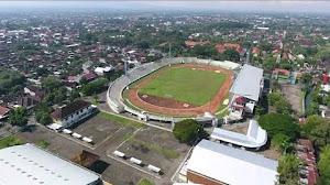 Jual Footage Aerial Drone Megahnya Stadion Wilis Madiun Tahun 2017 (FHD)
