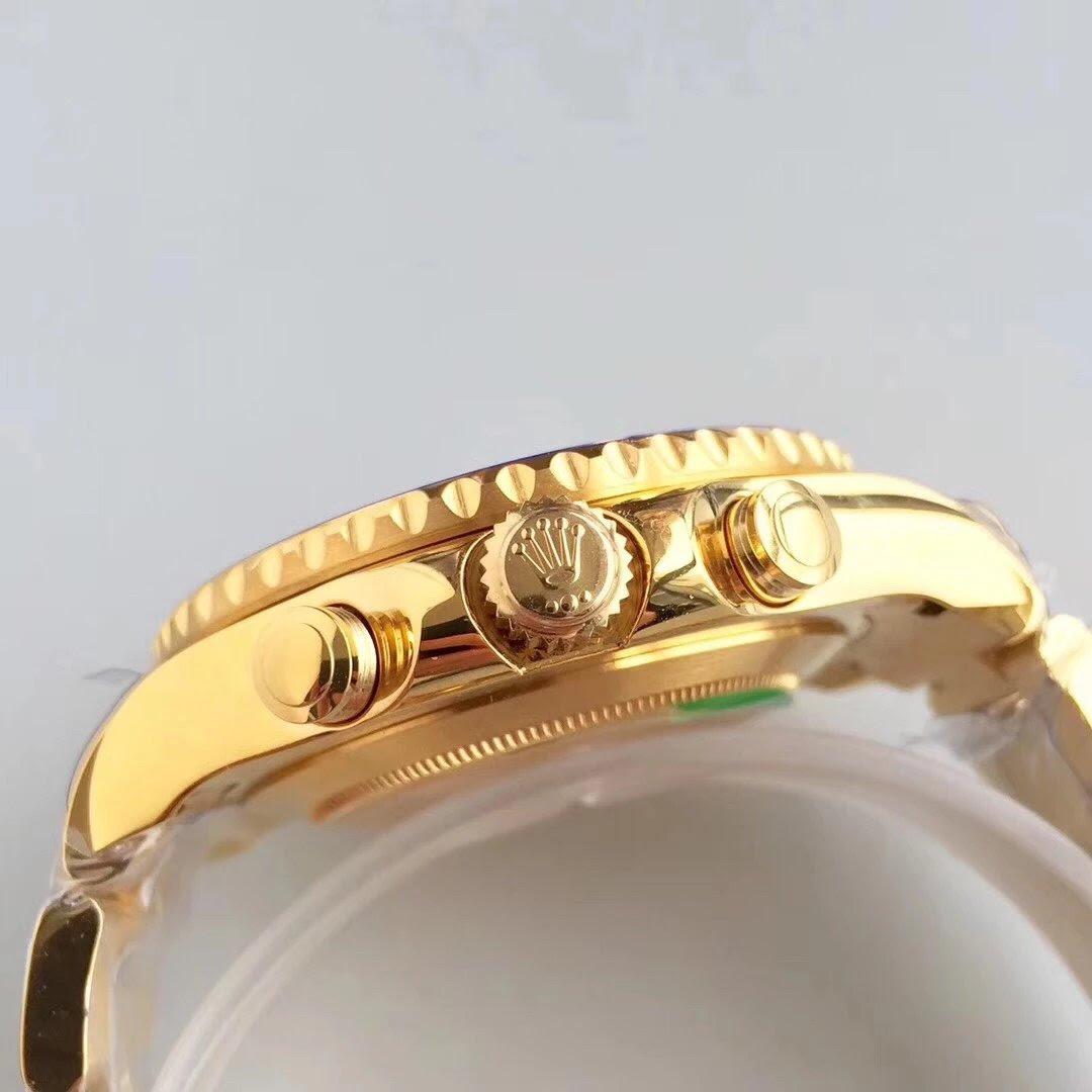 Rolex YachtMaster II 116688 Crown