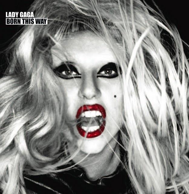 lady gaga born this way album cover. #39;Born This Way#39; Album Artwork