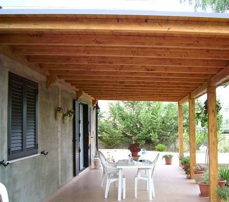 Tetto caldo praticabile tettoia in legno prezzi for Tetto coibentato prezzi