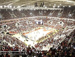 hsbca arena, final nbb 2009 (Foto: André Durão/Globoesporte.com)