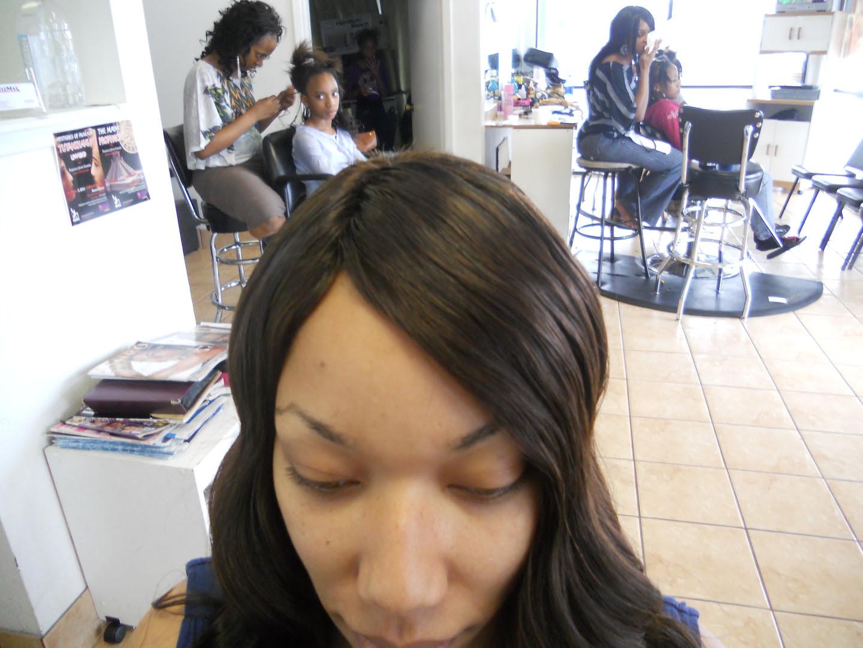 Black Hair Salons San Antonio