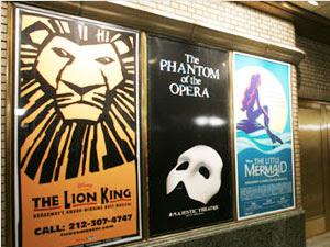 fun in new york - theatre