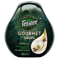 Teisseire gourmet drops vanilla