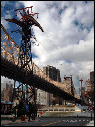 New York In Photographs: The View From Roosevelt Island