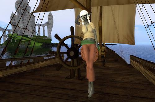 drow pirate