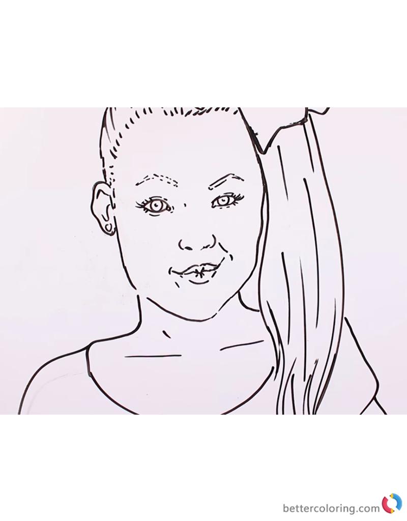 - Ideas For Jojo Siwa And Bobo Coloring Pages AnyOneForAnyaTeam