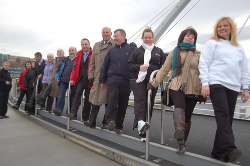 health walk Jan 10