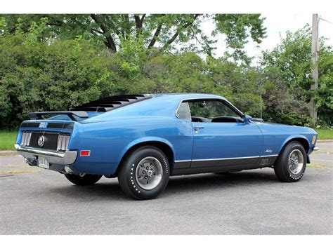ford mustang mach  classiccarscom fords fords