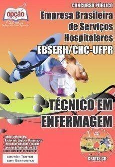 Apostila EBSERH PR - Técnico em Enfermagem