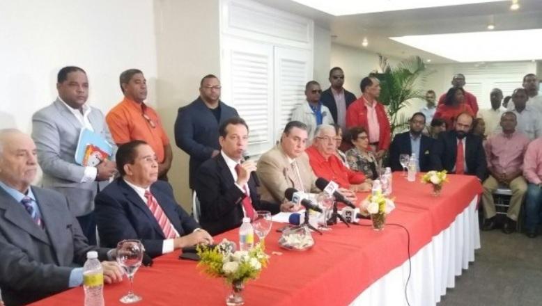 Asamblea de Delegados PRSC suspende por un año a Federico Antún Batlle