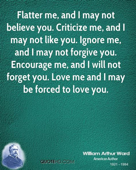 If You Choose To Ignore Me Quotes