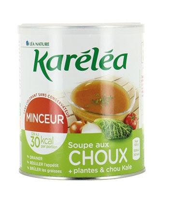 Alimentation équilibrée: Karelea soupe aux choux avis