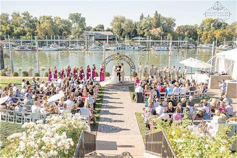 Scott's Seafood on the River Wedding // Sacramento Wedding