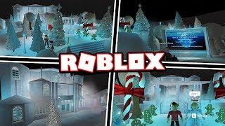 Ice Queens Winter Castle Subscriber Tours Roblox Bloxburg - roblox bloxburg castle