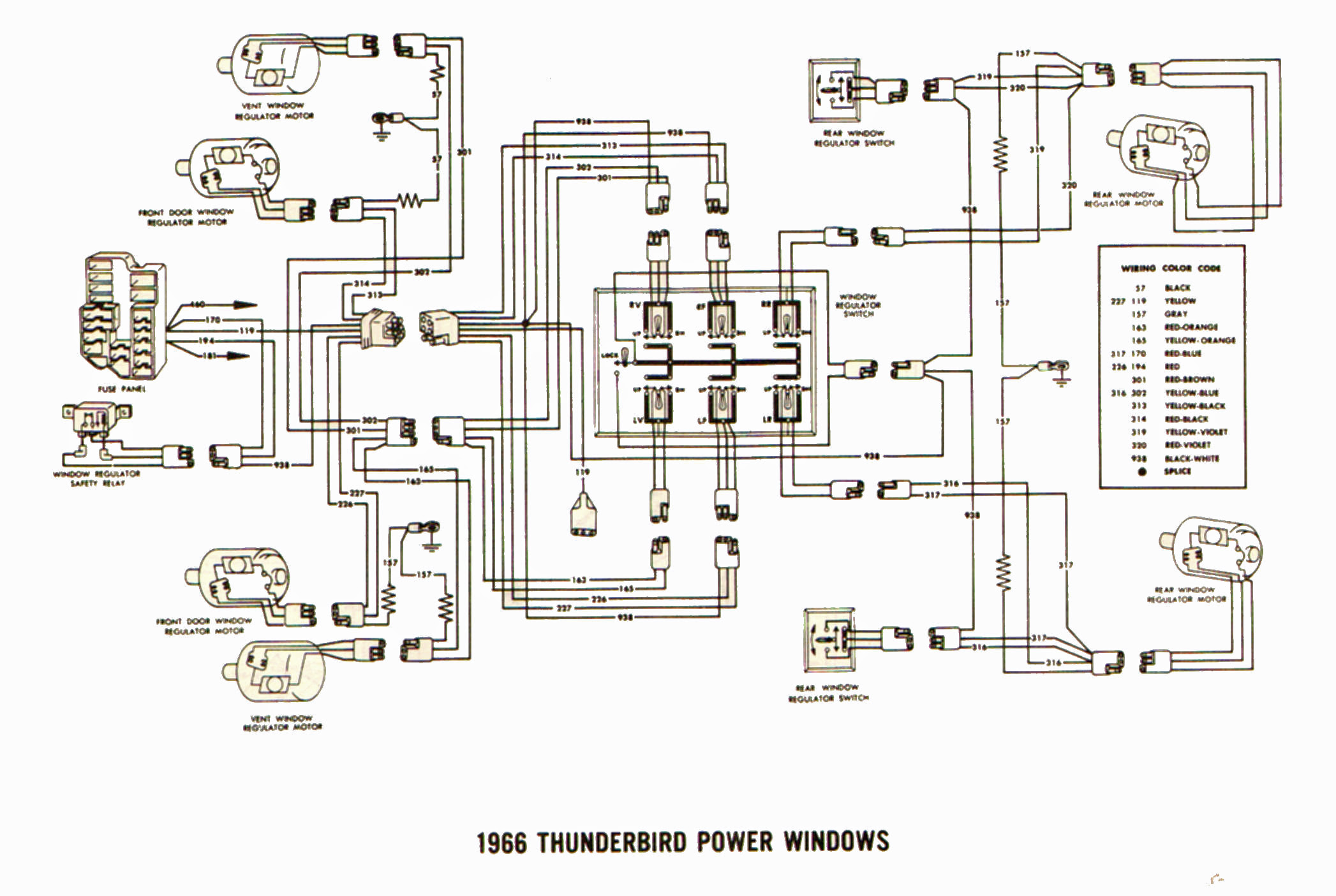 1966 Ford Thunderbird Convertible Top Wiring Diagram Wiring Diagram Academic Academic Lastanzadeltempo It