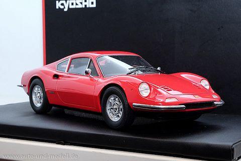 Ferrari Modelisme Ferrari 118 Nuremberg 2016 Kyosho