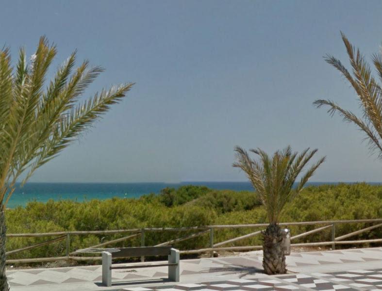 playa arenales alicante