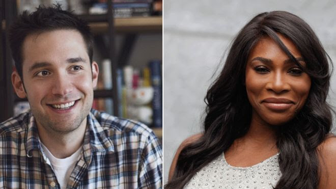 Image result for serena williams engaged to reddit founder