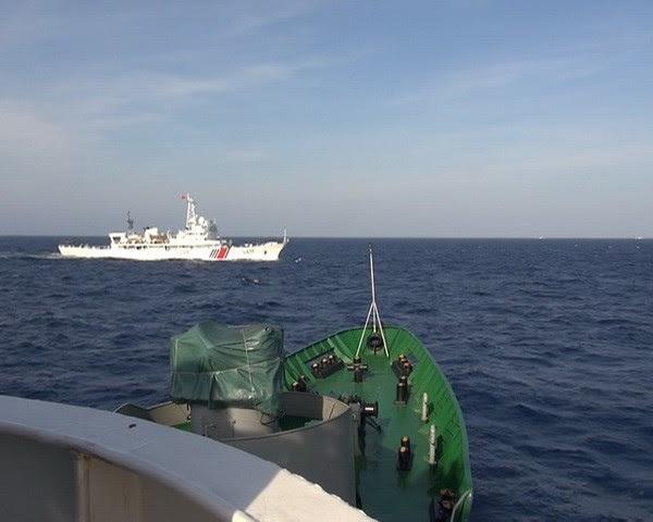 kiểm ngư, giàn khoan, Hải Dương 981