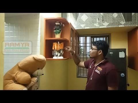 Ramya Modular Kitchen, Our Client Mrs. Kalpana Veppampattu,