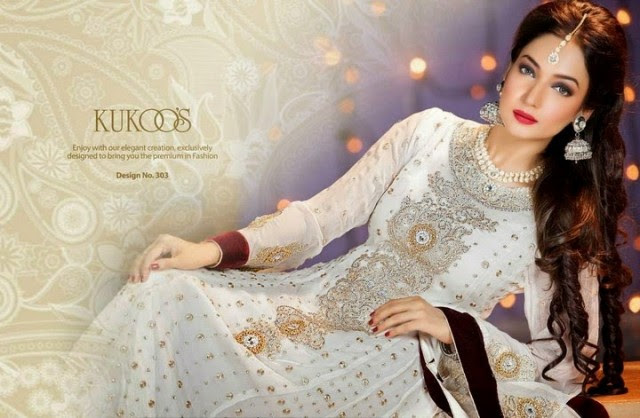 Beautiful-Girls-Party-Wear-Anarkali-Churidar-Frock-Shalwar-Kamiz-Dress-by-Kukoos-Exclusive-5