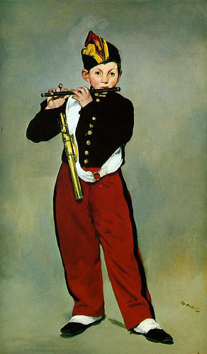 The Fifer, Edouard Manet