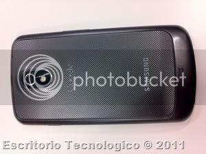 Samsung Galaxy Nexus GT-I9250 (9) - Vista trasera y camara