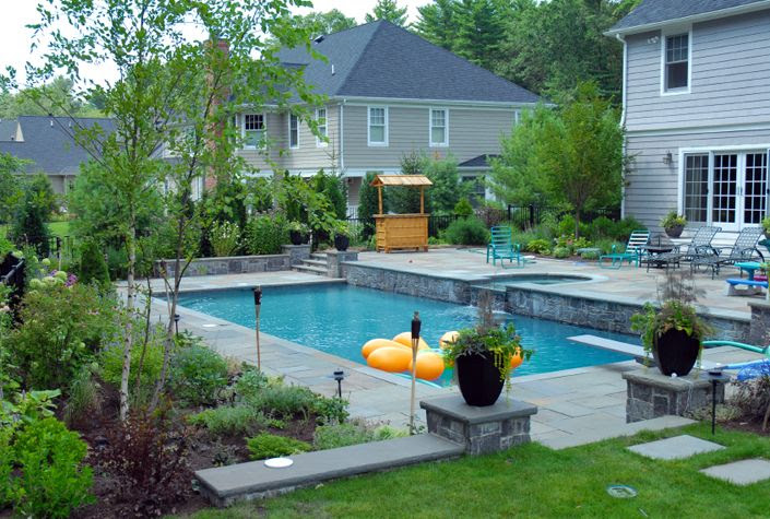 Rectangular Swimming Pool Designs