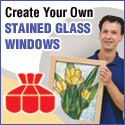 Make Your Own Stained Glass Windows