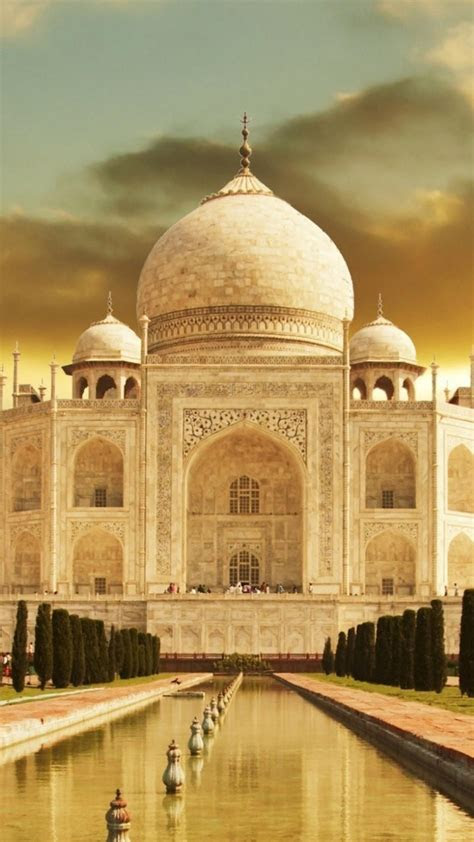 agra india taj mahal buildings mausoleum wallpaper