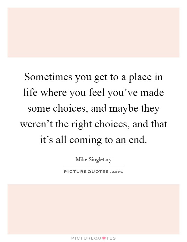 Coming To An End Quotes Sayings Coming To An End Picture Quotes