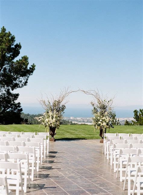 Classic Style California Wedding at Tehama Golf Club
