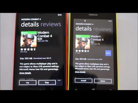 Microsoft 535 And Nokia Lumia 520 Gta San Andreas October