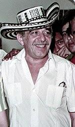 García Márquez en 1984.