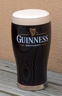 English: Guinness for strenght