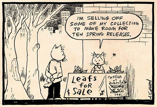 Laugh-Out-Loud Cats #2476 by Ape Lad