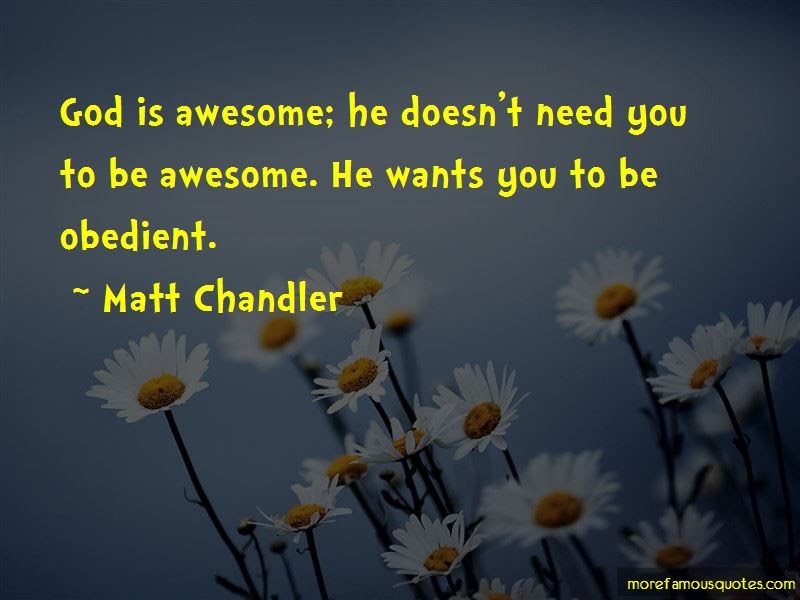 God Is Awesome Quotes Top 34 Quotes About God Is Awesome From