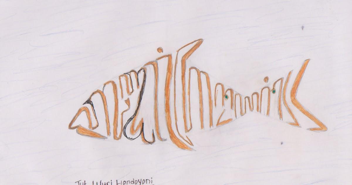 Contoh Kaligrafi Aksara Jawa Paribasan Contoh Kaligrafi